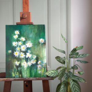 obraz botanical art